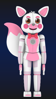 TLT Funtime Foxy Wip by William-Rabbit