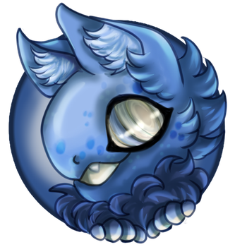Icon Ych Nebular Nomads - Azure by Korhann