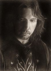 Faramir-Shadow by LMRourke
