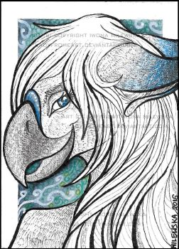 ACEO Onyxartstudios by LadyFromEast