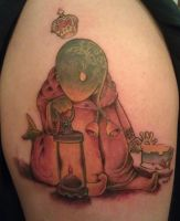 Tonberry King Tattoo by 2barquack