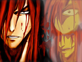 BLEACH: Renji Wallpaper by Ainwen27