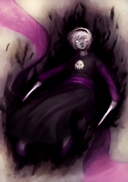 Grimdark Rose by Niruja