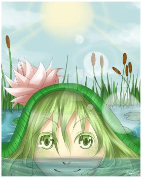 ..:Lilly Pad:.. by SoraCooper