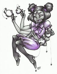 COMM muffet by poyopop