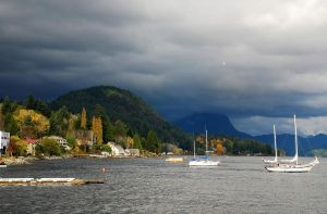 British Columbian Scene by PaulMcKinnon