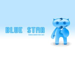 Blue Star by Bedikk