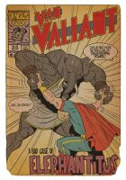 VanValiant cover aged by angryrooster