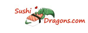 Sushi Dragons T-Shirt by wastedsacrifice