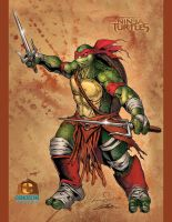 Raphael of the Teenage Mutant Ninja Turtles - CCS by Cadre
