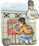 shenmue Love by art-kit
