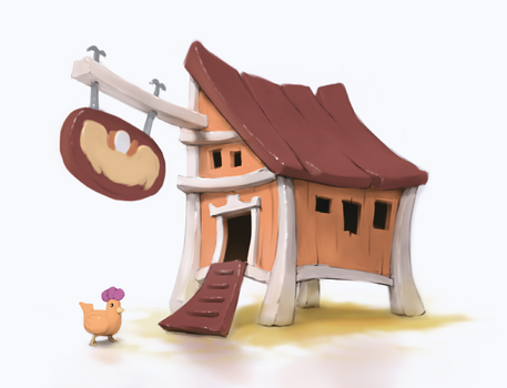 The Coop by AssasinMonkey