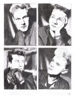 Depeche Mode by RefleXNerve
