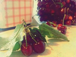 cerises du passe ... by Made-in-Popsiinette