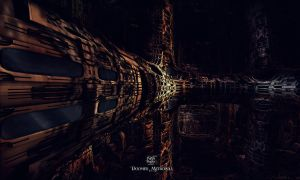 Doomed Metropoli by IvanDuran9