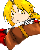 Edward Elric again by Roy-mustang-luver