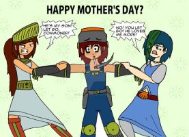 Hephaestus: Mother's Day 2014 by Selecthumor