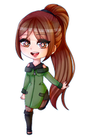 Chibi comission for Liamera by AruOwlsArts