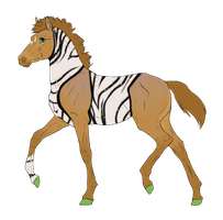 N3047 Padro Foal Design for KaitlyNicole by casinuba