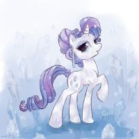 Crystal Rarity by mapony240