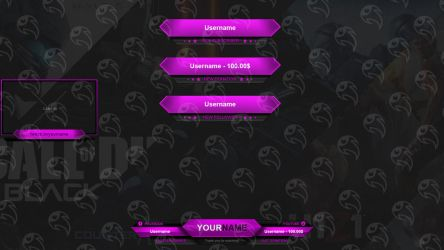 Streamity.gg - Overlay (Package) - #007 by streamity