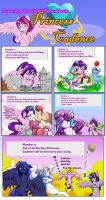 5 Things You Didn't Know About: Princess Cadence by Rated-R-PonyStar
