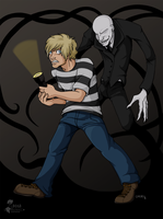 One, Two Slender is After You by RottingRoot