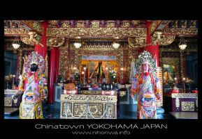 Chintown in Yokohama -1- by Lou-NihonWa