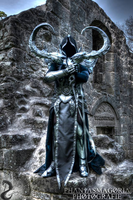 female Malthael by Blackbiene