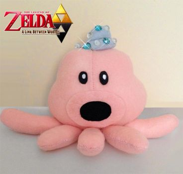 Mother Maiamai Plush from The Legend of Zelda by aleena