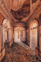 What once was a palace by Dapicture