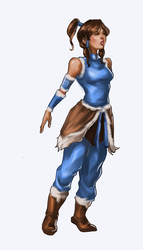 korra rework by ultramike82