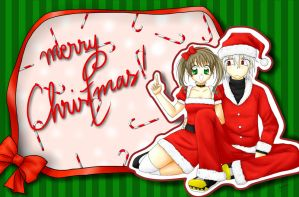 Soul Eater - Merry Christmas by Killjoy-Chidori