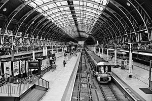 Paddington Station by UdoChristmann