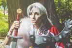 Sesshomaru cosplay IV by CeroArt