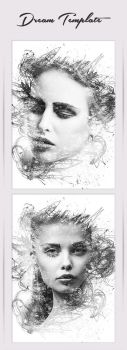 Dream Photo Template (Download) by kaya205