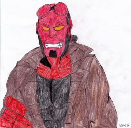 Hellboy! by Arak-8