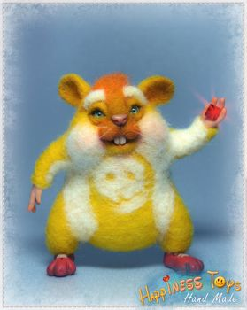 Hamster-rojer by ines-ka