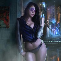 Sin City by Predator2104