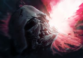 vader's mask by themimig