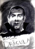Bela Lugosi is Dracula by UBob