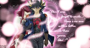 YGO 5ds - FaithShipping - YuseixAkiza by BeckyVida