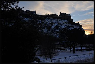 Edinburgh in winter 10 by sunnywigan