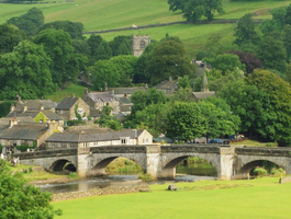 Yorkshire village by ahappierlife