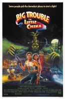 Big Trouble in Little China Poster (1986) by EspioArtwork31