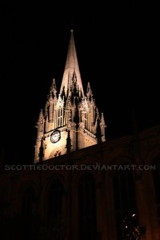 St Mary's Church Tower by ScottieDoctor