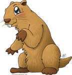 Go Groundhog by MeMiMouse