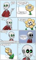 Undertale green Page 23 by FlamingReaperComic