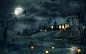 Witch's House by LittleMayuliini