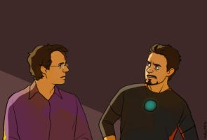 science bros by Hallpen